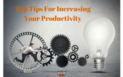 My Top Tips To Massively Increase Your Productivity
